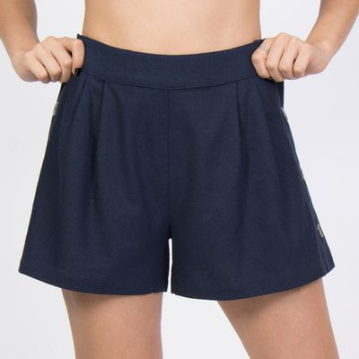 Look-frontal-Shorts-Natural-Azul