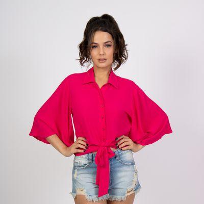Camisa-Pescara-Pink-Frontal