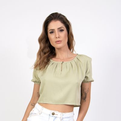 Look-Frontal-Blusa-Cropped-Verde