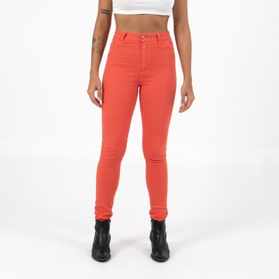 Calca-Hot-Pants-Tangerina-Frente-