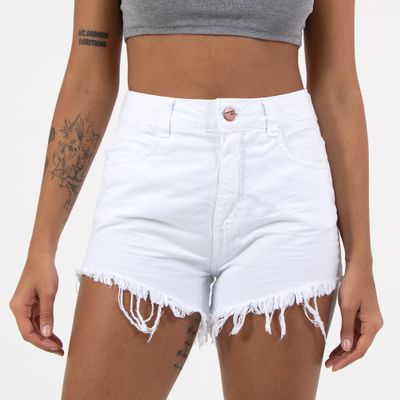 Shorts-Hot-Pants-Branco-Frente-