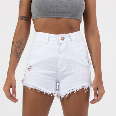 SHORTS-HOT-PANTS-BRANCO-FRONTAL