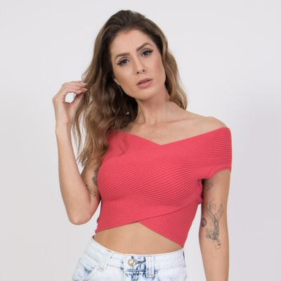BLUSA-CROPPED-TRANSPASSE-CORAL-FRONTAL