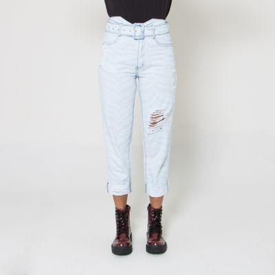 Calca-Reta-Lady-Rock-Tigre-Jeans-Lavagem-Clara-Frente