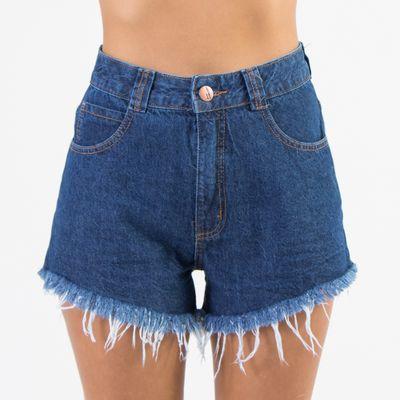 Short-Hot-Pants-Lady-Rock-Lavagem-Escura-Frente