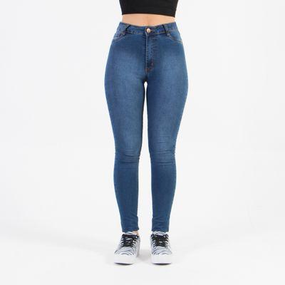 Calca-Hot-Pants-Lady-Rock-Escura-Frente