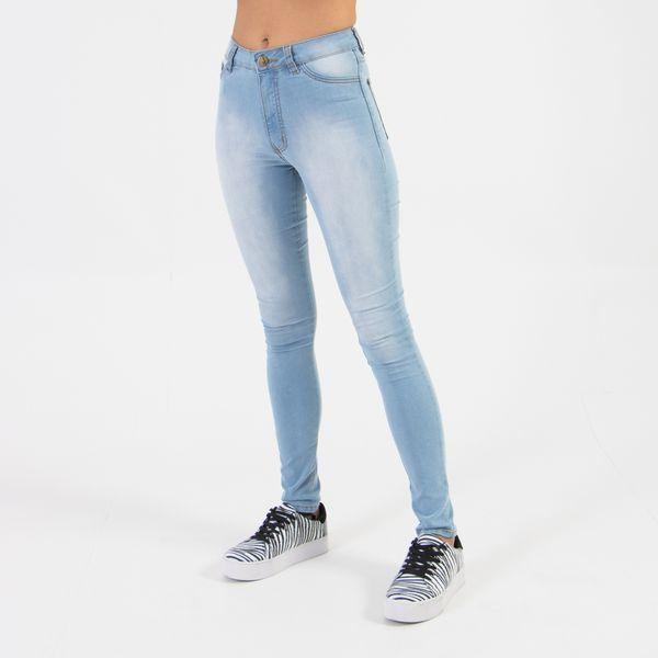 Calca-Hot-Pants-Lady-Rock-Lavagem-Clara-com-Used-Frente