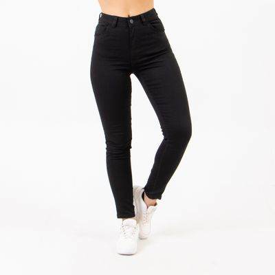 Calca-Hot-Pants-Black-Lady-Rock-ON-STAGE-Frente