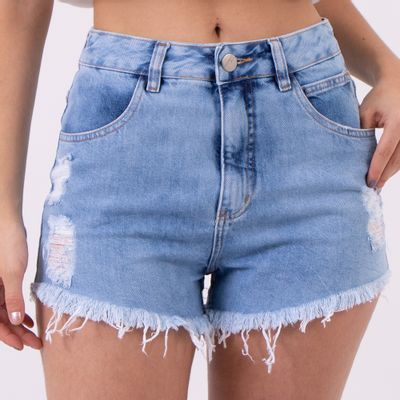 Short-Hot-Pants-Lavagem-Media-Skybeach-Lady-Rock-Frente