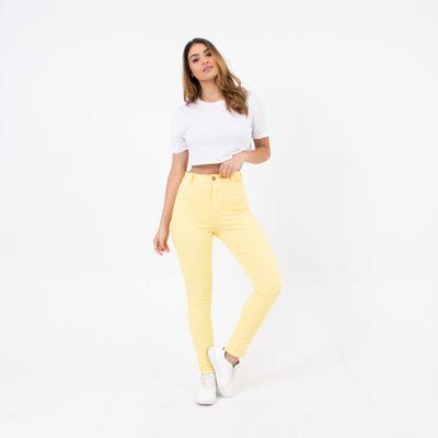 Calca-Hot-Pants-Amarelo-Look