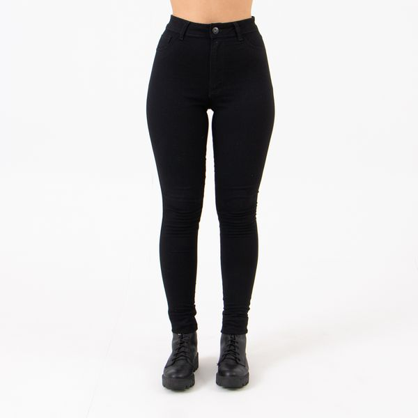 Calca-Hot-Pants-Lady-Rock-Sonhare-Preta-Edicao-Limitada-Frente