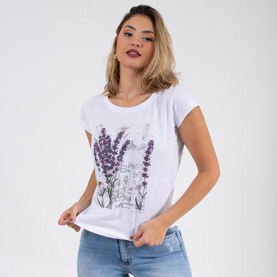 T-shirt-Lavanda-Lady-Rock-Frente-