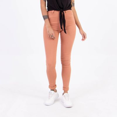 Calca-Color-Hot-Pants-Rose-Lady-Rock-Frente