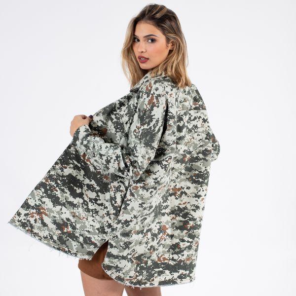 Maxi-Camisa-Camuflada-Pixelada-Lady-Rock-Frente
