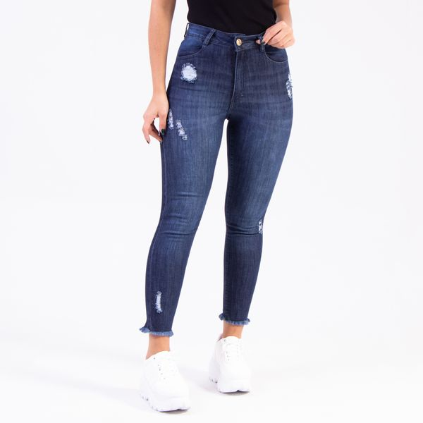 Calca-Hot-Pants-Skinny-Lady-Rock-Frente