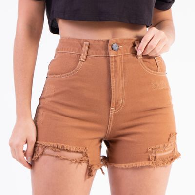 Short-Hot-PaCaramelo-ON-STAGE-Lady-Rock-Frente