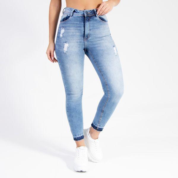 Calca-Skinny-Hot-Pants-Lavagem-Media-Lady-Rock-Frente