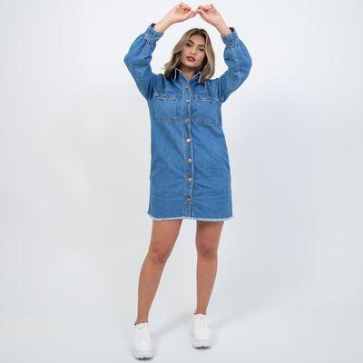 Vestido-Jeans-ON-STAGE-Reto-Lady-Rock-frente-