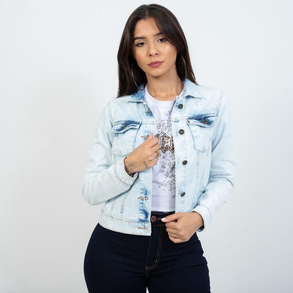 Jaqueta-Media-Lavagem-Clara-Lady-Rock-Frente