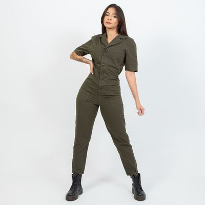 Macacao-ON-STAGE-Verde-Militar-Lady-Rock-Frente