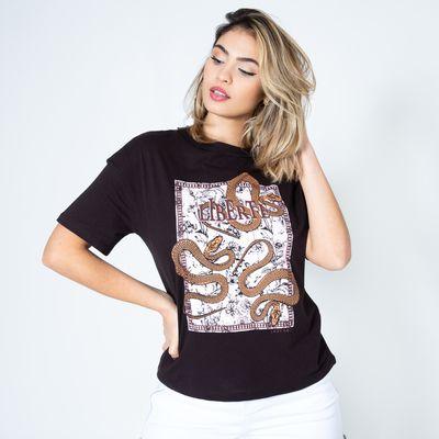 T-shirt-Ampla-Liberte-Lady-Rock-Frente