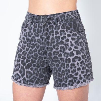 Short-Hot-Pants-ON-STAGE-Animal-Print-Lady-Rock-Frente